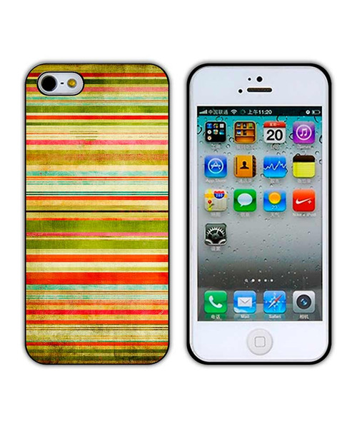 Beach Stripe iPhone Case