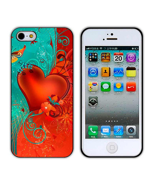 Dazzle Heart iPhone Case