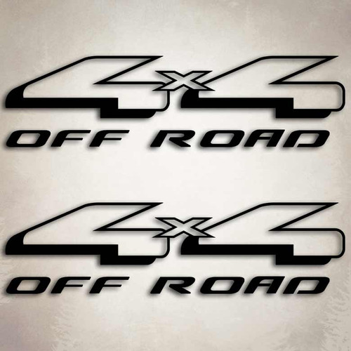 Ford F-150 Truck 4x4 Decal Set
