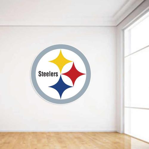 Pittsburgh Steelers Football Wall Decal