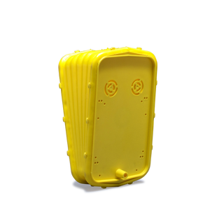 Imported Yellow Plastic Bellows