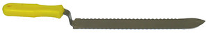 Plastic Handle Serrated Uncapping Knife