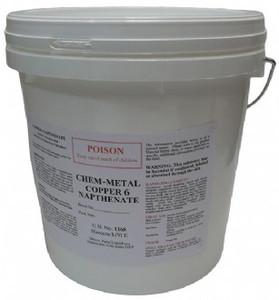 Wood Preservation Copper Naphthenate 18.5kg-20 Litre Pail - 6% Concentrate