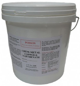Wood Preservation Copper Naphthenate 6% Concentrate - 10 Litre Pail