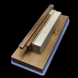 Thermowood Floor Flatpack