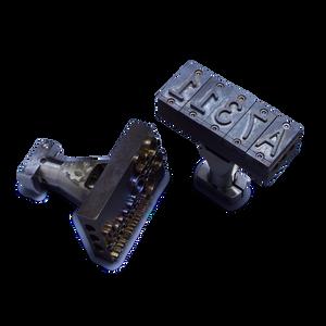 Branding Iron Adjustable Head