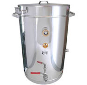 Wax Melter and Clarifying Tank 75L - Including 2x 20L Thermo Oil