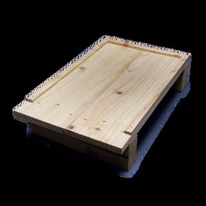 8-Frame UT Floor Assembled