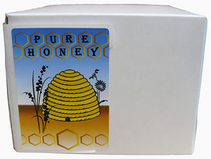 Pure Honey Labels (250 Labels)