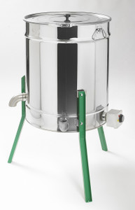 Beeswax Melter - Bottler Electric 115L on Legs
