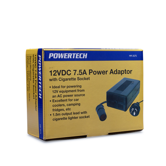 Carricell 230V to 12V Power Adapter