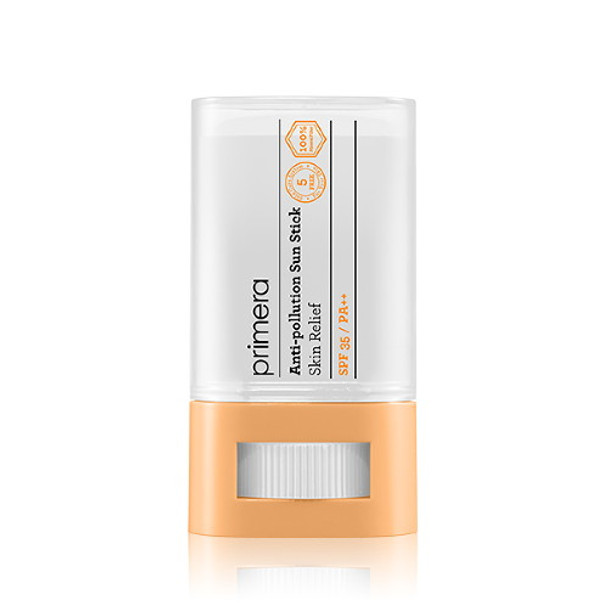Primera Skin Relief Anti-pollution Sun Stick SPF35 PA++