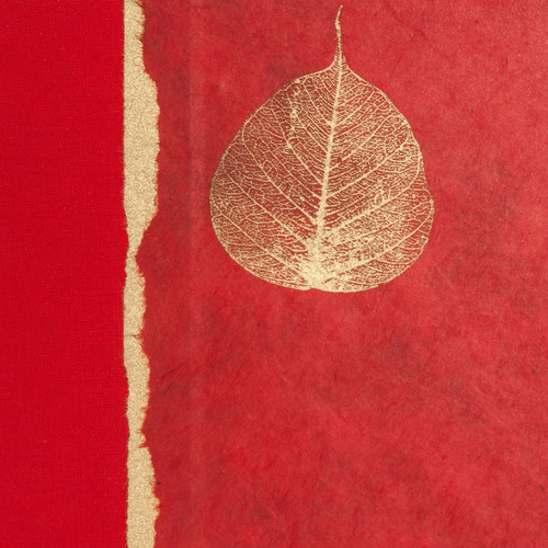 Red Bodhi Leaf