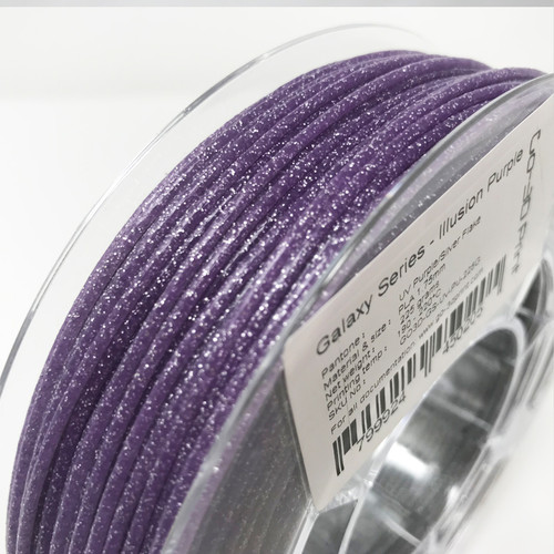 Our new Galaxy Series filament is coming soon in this Spring!