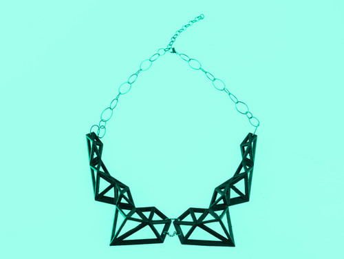 Polix - Polygonal Necklace