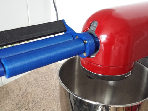 Pasta Roller Attachment for Stand Mixer