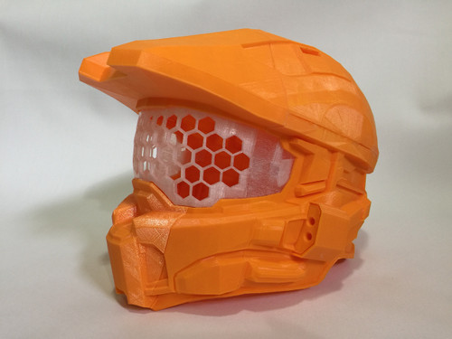 Halo 4 Helmet Full Size A