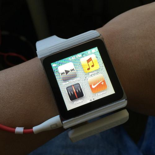 NanoWatch For iPod Nano