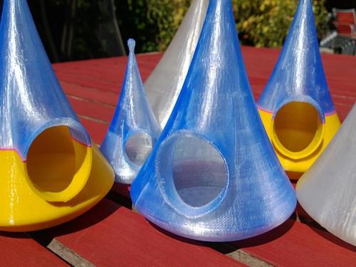 Gnomes Birdhouse