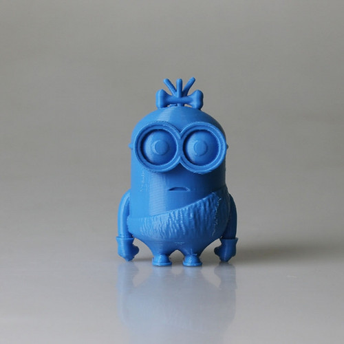 Minion from stone age