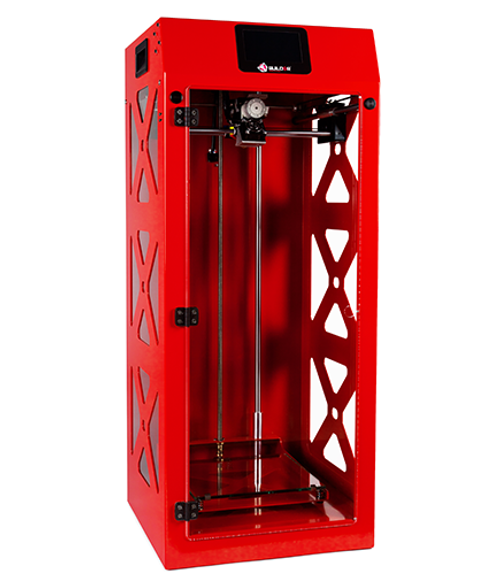 Builder 3D Printer Premium Large - Red