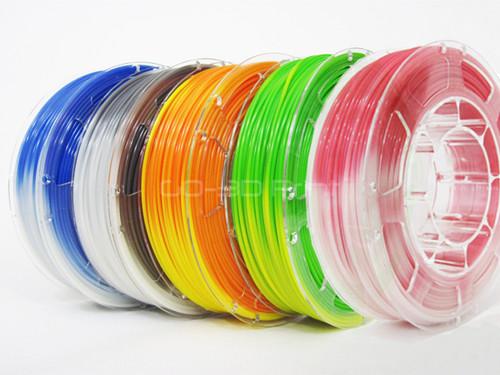 Temperature Color Changing PLA 3D Print Filament Value Pack 5x 225g