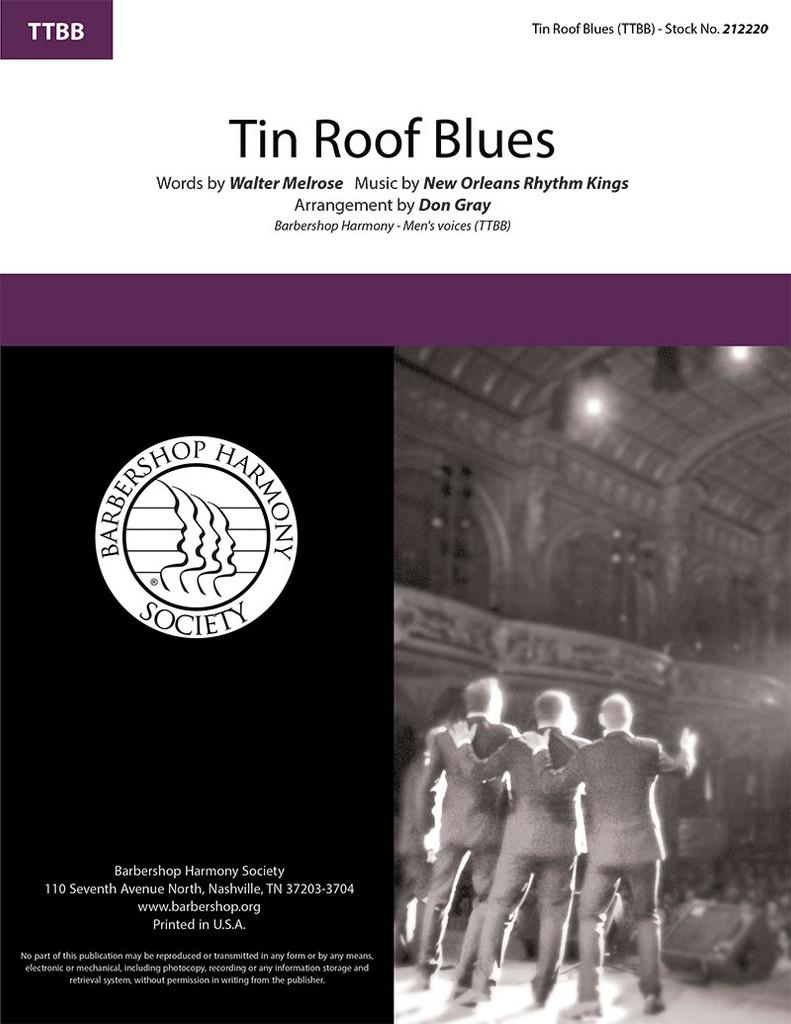 Tin Roof Blues (TTBB) (arr. Gray)