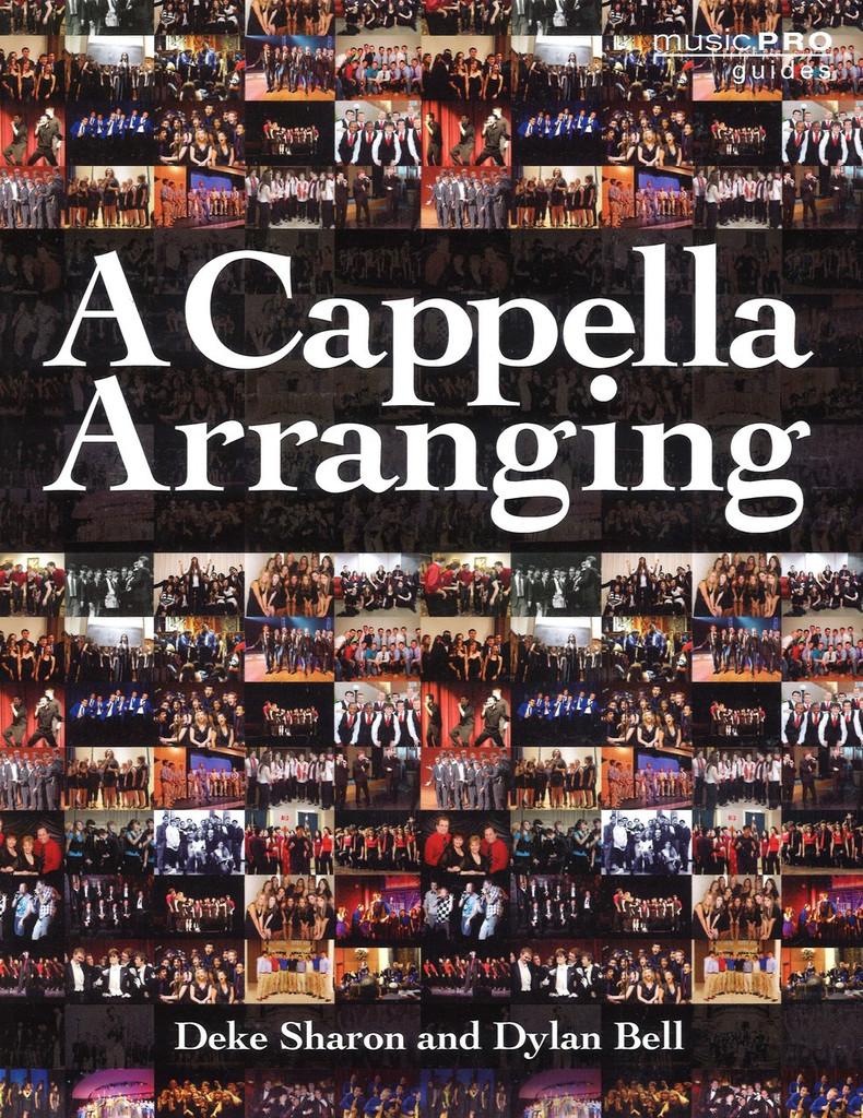 A Cappella Arranging Book