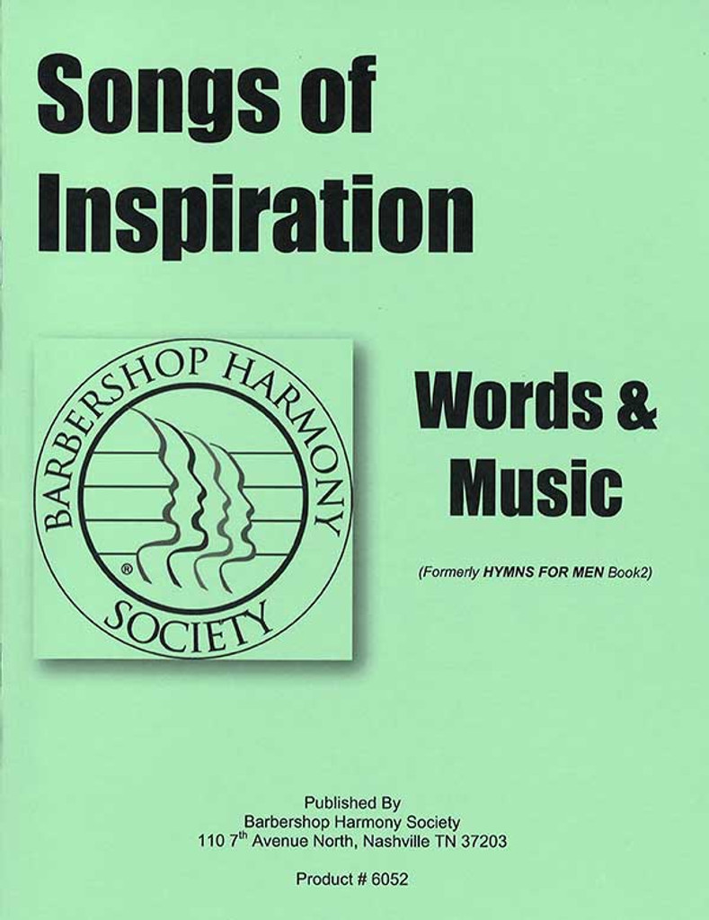 Songs of Inspiration Songbook