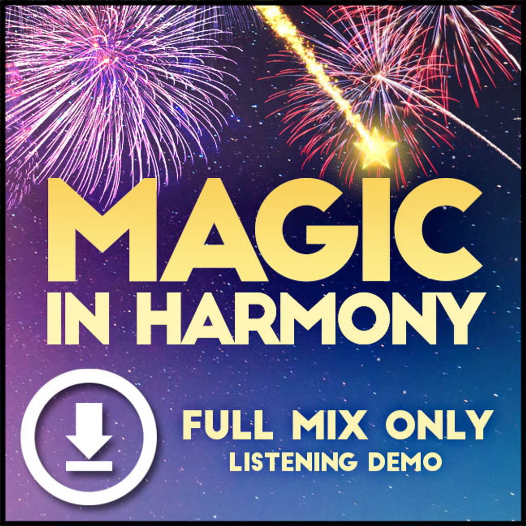 Magic in Harmony Listening Demo (Download) (arr. BHS) - for 212660