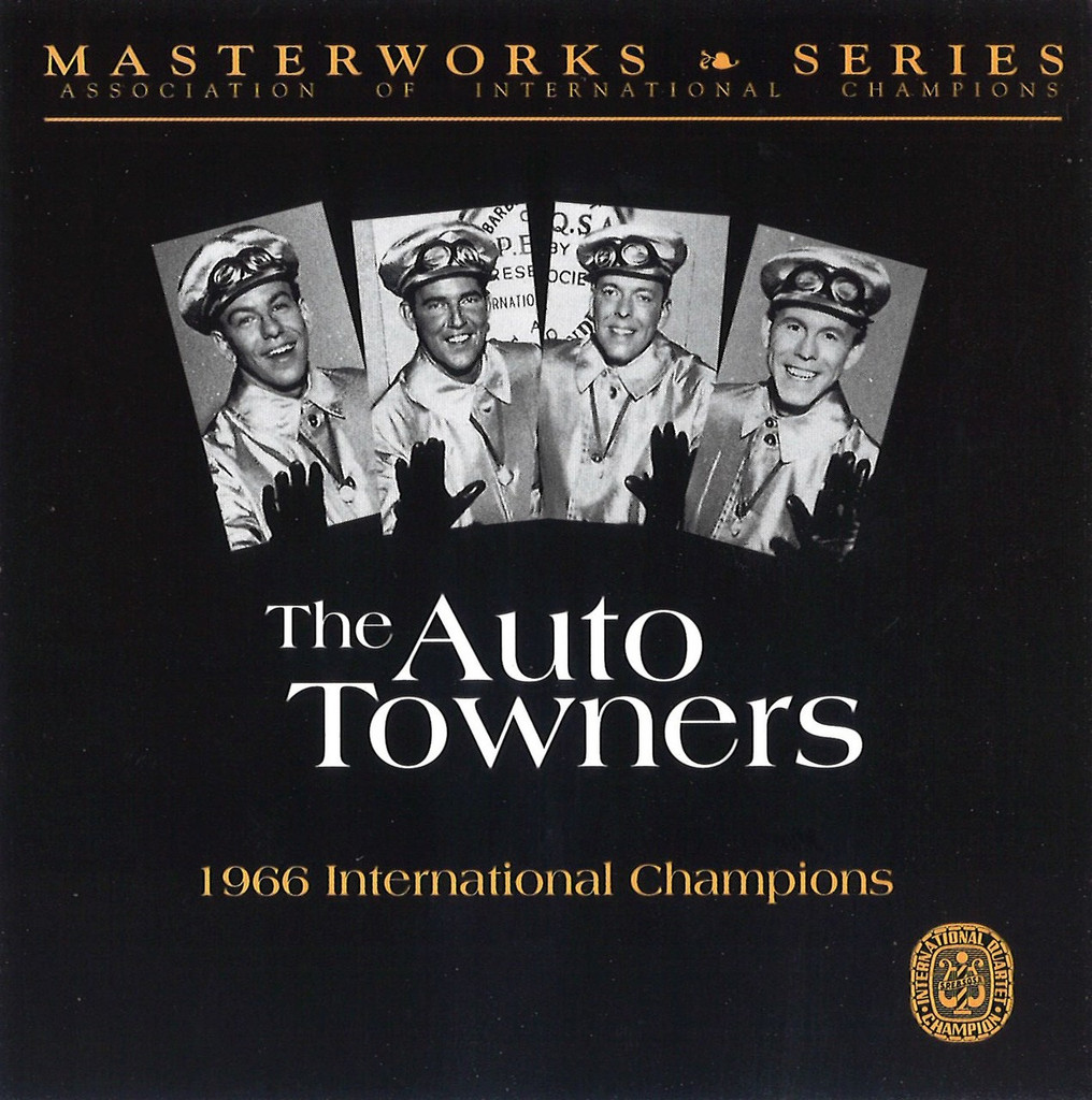 The Auto Towners - AIC Masterworks CD
