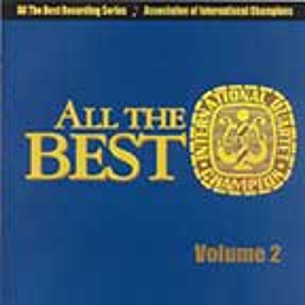All The Best - AIC Volume 2 CD