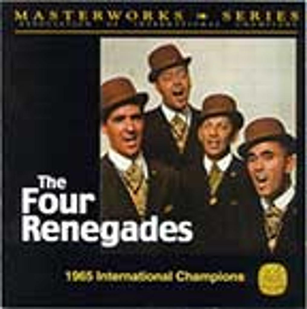 The Four Renegades - AIC Masterworks CD