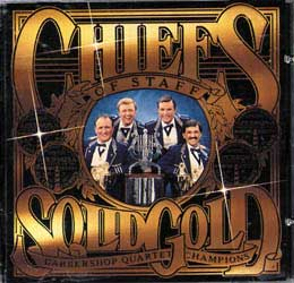 Chiefs of Staff - Solid Gold CD