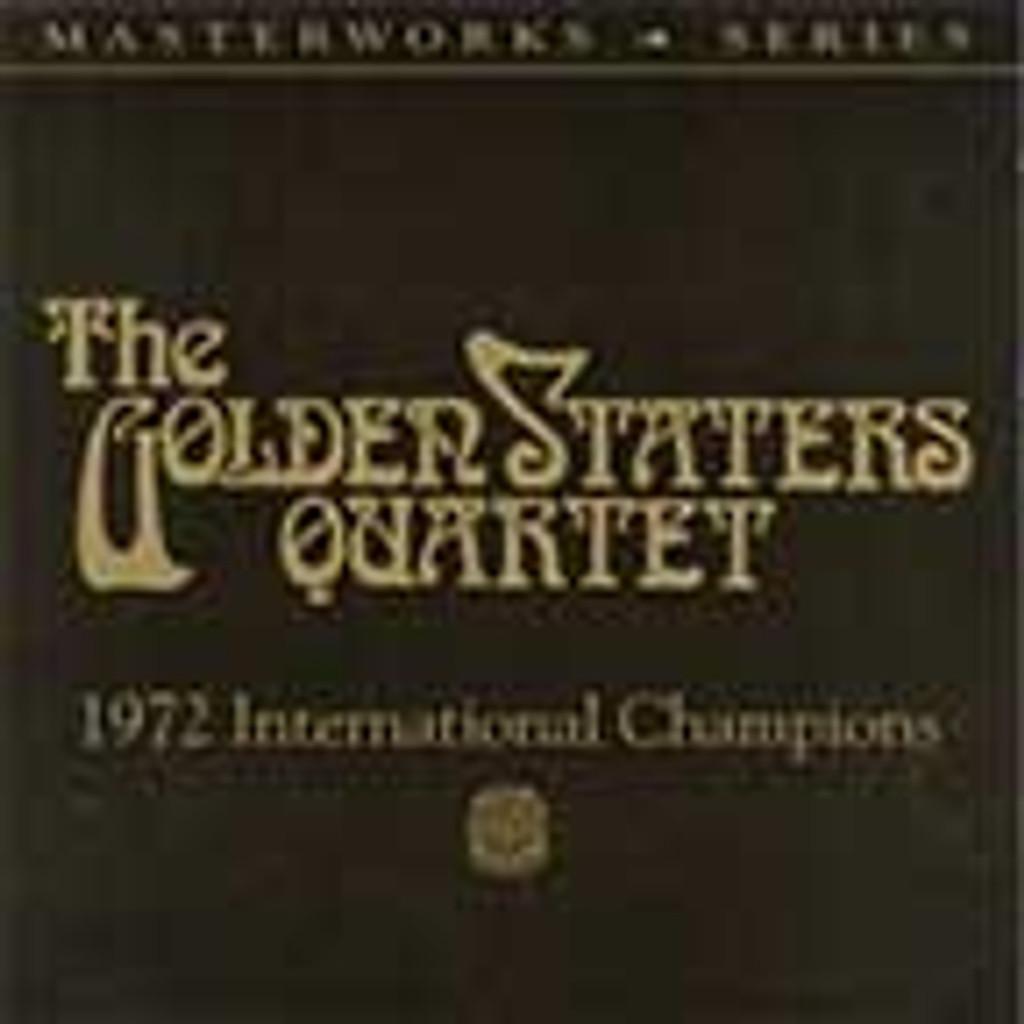 The Golden Staters Quartet - AIC Masterworks CD