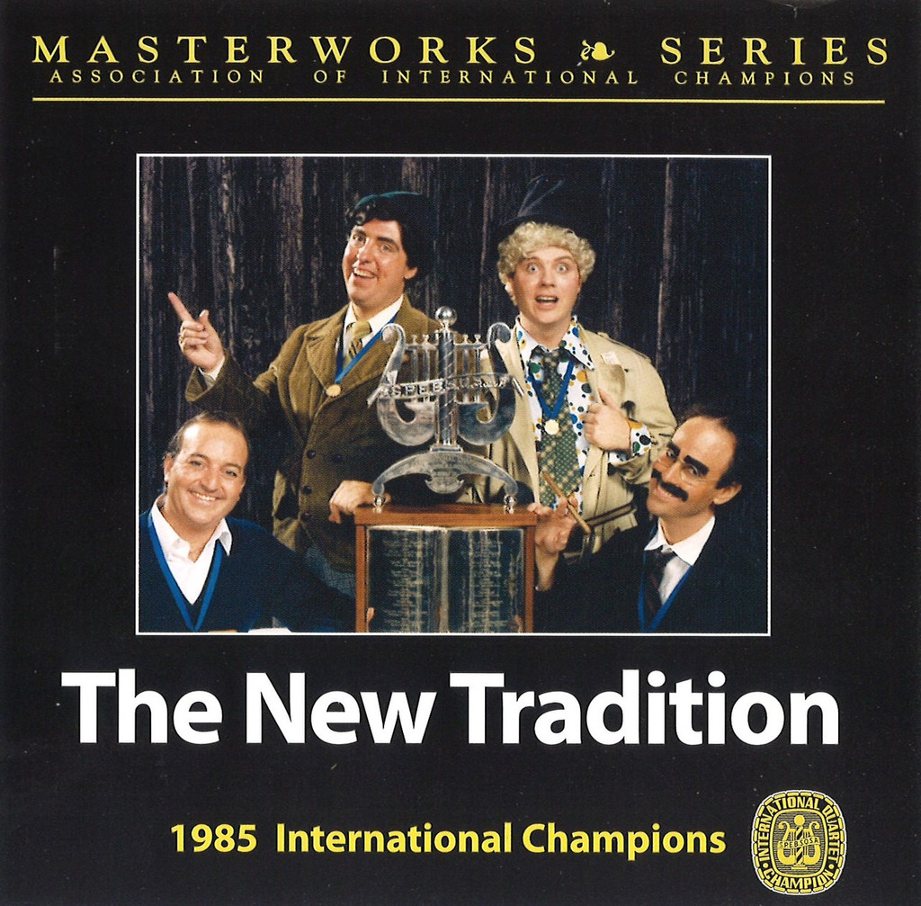 AIC The New Tradition 1985 CD