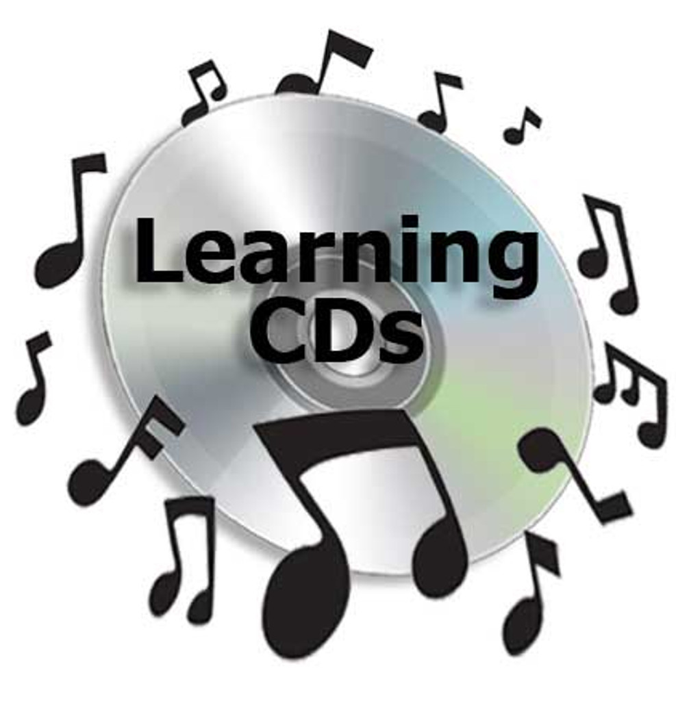 Let The Rest Of The World Go By (TTBB) - CD Learning Tracks