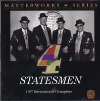 Four Statesmen - AIC Masterworks CD