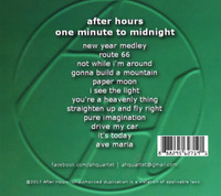 After Hours - One Minute to Midnight