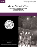 Grow Old with You (TTBB) (arr. Dale)