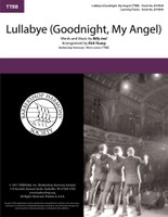 Lullabye (Goodnight, My Angel) (TTBB) (arr. Young) - Download
