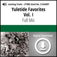 Yuletide Favorites Vol. I - Digital Listening Demo - (FULL MIXES ONLY) for 210860 (210861)