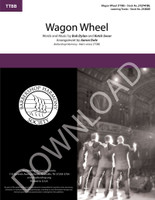 Wagon Wheel (TTBB) (arr. Dale) - Download