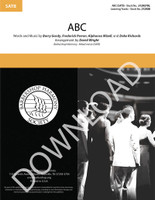 ABC (SATB) (arr. Wright) - Download