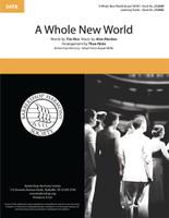 A Whole New World (8-part M/W) (arr. Hicks)