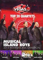2014 Vegas Quartet DVD