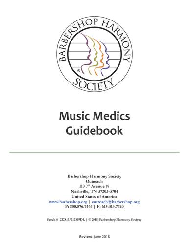 Music Medics Guidebook - Download