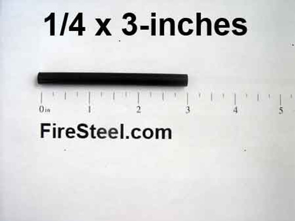 The FireSteel.com Ranger is an excellent size FireSteel for introducing groups to making fires.  A good choice for scouting and other organizations where you would like to provide a FireSteel for each individual to use