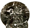 "PBZM, ""Black Zebra Marble 8"" Plates"", by Nature's Expression, Free Shipping, MSRP ($42.00)"