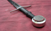 "SH2034, ""Hand And A Half Sword"", by Hanwei Forge, MSRP ($415.00), 1566 Hand Forged High Carbon Albrecht II"